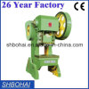 Jb23-63t C Type Mechanical Power Press / Punching Machine / Different Metal Shape Making Machine