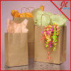 Twisted Brown Upright Handle Shopping Bags Craft Gft Paper Bags