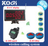 CE Approved Table Call System for Restaurant