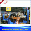 Rectangular Round Steel Tube Plasma Cutting Machine/ CNC Plasma Flame Cutters for Sale