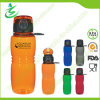 600 Ml Fashionable BPA-Free Tritan Plastic Bottle