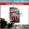 W6 X H9 Outdoor Double Sided LED Backlit Flex PVC Billboard