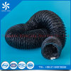 Black Pure PVC Duct/Hose with Fire Resistant