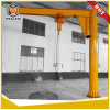 Workshop Ground Mounted Electric Jib Crane 3 Tons with Motor (BZD03)