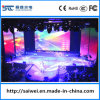 P4.81mm Ultra Thin Rental LED Display Screen with Flight Case Package for Live Show