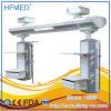 Alluminum Alloy White German Medical Gas Pendant, ICU Room Bridge Pendant Systems