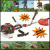 CE 52cc Heavy Duty Petrol Strimmer Electric Trimmer Motor