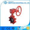 Handle Dn150 Lug Connection Butterfly Valve