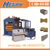 Qt4-15 Advanced Fully Automatic Hydraulic Concrete Hollow Block Making Machine Cement Brick Paver Machine Curbstone Making Machine