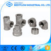 Hot Sale Stainless Steel NPT Screwed Pipe Fittings