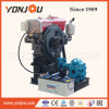 Transferring Lubrication Horizontal Rotary Gear Pump