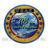 Full Embroidery Military Patch Iron on Patch Embroidered Patch