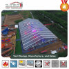 1000 People Outdoopr Waterproof Transparent Wedding Tent with Transparent Top