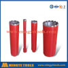 Professional Quality Dry Diamond Core Drill Bits for Hard Rock