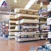 Double Side Industrial Steel Lumber Rack