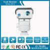 Long Range Thermal and Visible Hybrid PTZ IP CCTV Camera