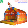 Inflatable Clown Jump Bouncer for Sale (BJ-B10)