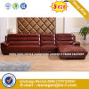 Modern Living Room Leather Recliner Massage Sofa (HX-SN030)