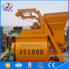 High Efficiency Twin-Shaft Concrete Mixer Js1000