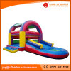 China Jumping Toy Manufacturer/ Inflatable Bouncer Slide (T3-350)