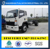 New Design HOWO 4X2 8ton Rigid Chassis for Special Purpose Truck