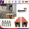 Unipole Aluminum Copper Linear Guide Rails