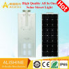 Government Projects 80W All-in-One Integrated LED Solar Street Light for Outdoor Lamp Garden Lighting