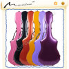 Hot Sale Portable Fiberglass Colorful Electric Guitar Case