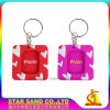 Hot Selling Plastic 3D Animal Shape Photo Frame with Keychain