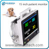 Bigger Display 15 Inch Bedside Patient Monitor for Veterinary Use