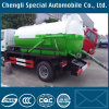 Good Performance 3000L Vacuum Sewage Suction Tank Truck