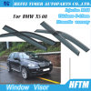 Window Visor Sun Guard Rain Deflector Vent Shade for BMW X5 08