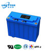 Solar Long Life 12V 30ah LiFePO4 Battery Sealed Lead-Acid Battery for Solar Panel Power
