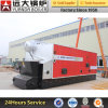 Larger Heat Area Sufficient Burning Water Tube Steam Boiler