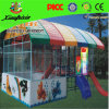 Hot Sale Combined Spring Trampoline with Ball Pool