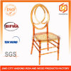 Popular Amber Clear Resin Perspex Phoenix Chair