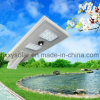 Outdoor IP65 Waterproof Integrated LED Solar Street Light 25W
