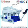 Qy6-25 High Quality Mobile Concrete Block Making Machine Brick Machine