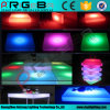 Battery Chargeable Remote LED Stage Dance Floor Brick Light