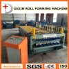 Africa Roof Panel Double Layer Roll Forming Machine