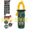 6000 Counts Digital AC and DC Clamp Meter (MS2009C)