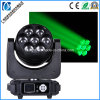7X40W RGBW LED Moving Head Light with Zoom /Beam Light/Wash Light (EL-LZ0740)