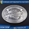 3D Emboss Belt Buckle for High Quality