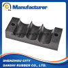 High Elasticity Rubber Shock-Absorbing Pad