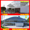 Manufacturer White PVC Roof Double Decker Marquee Tent for Real Estate Opening