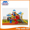 Beautiful Color Children Plastic Combined Playground