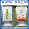 Double Sided Poster Board A1pavement Sign (LT-10G2)
