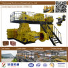 Hard and Soft Extrusion Jy75dii Clay Brick Plant
