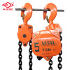 Hs-Vt Type Chain Block, Chain Pulley Block, Manual Hoist