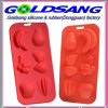 Silicone Ice Tray Ice Mold in Kinds of Fruits Shape
